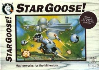 <i>Star Goose</i> 1988 video game