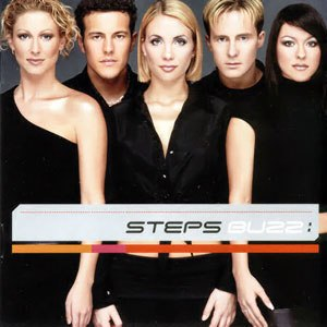 Buzz (Steps album) - Image: Steps Buzz