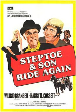 Steptoe and Son Ride Again - Image: Steptoe and son ride again