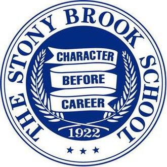 The Stony Brook School - Image: Stony Brook School Seal