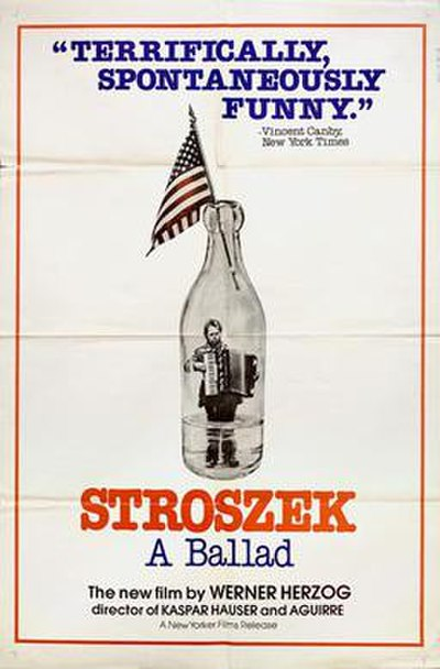 Picture of a movie: Stroszek