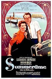 <i>Summertime</i> (1955 film)