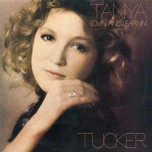 Lovin' and Learnin' - Image: Tanya Tucker Lovinand Learnin