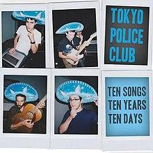 tokyo police club discography download