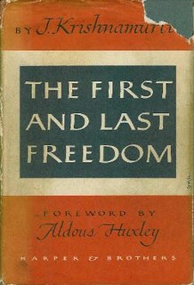 <i>The First and Last Freedom</i>