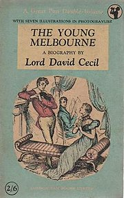 The Young Melbourne Pan Books edition, 1948