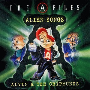 The A-Files: Alien Songs - Image: The A Files (Alien Songs)