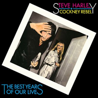 The Best Years of Our Lives (Steve Harley & Cockney Rebel album) - Image: The Best Years of Our Lives
