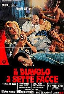 <i>The Devil Has Seven Faces</i> 1971 film by Osvaldo Civirani