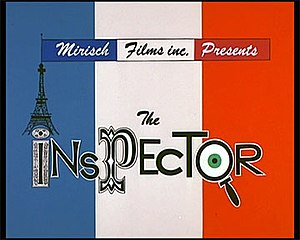 The Inspector - Image: The Inspector Title Card