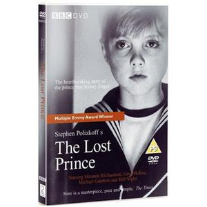 The Lost Prince - The Lost Prince DVD Cover