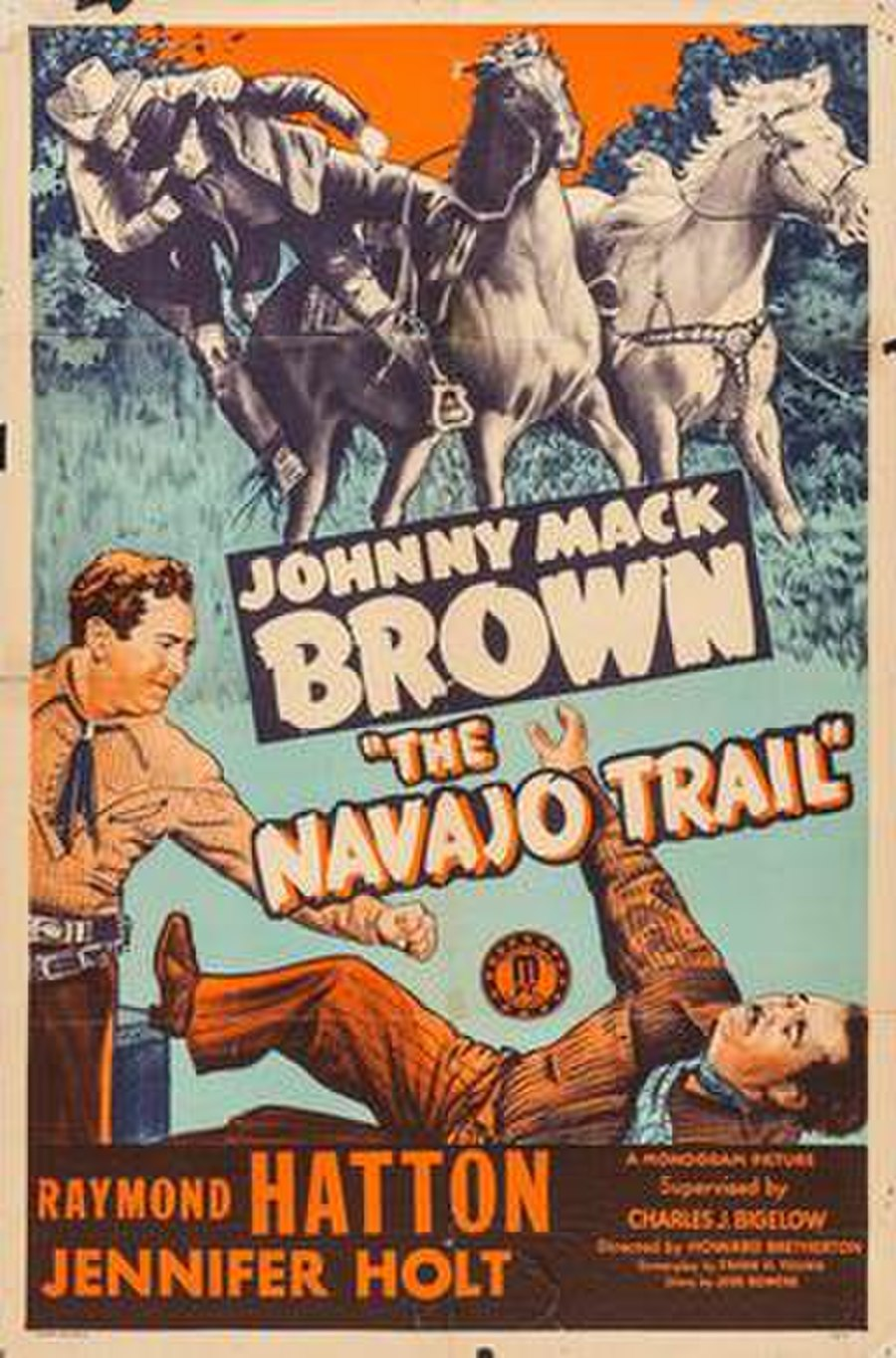 The Navajo Trail