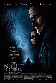 The Night Listener movie