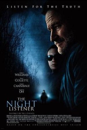 The Night Listener (film) - Theatrical release poster