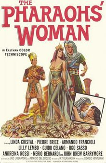 The Pharaohs' Woman - Wikipedia
