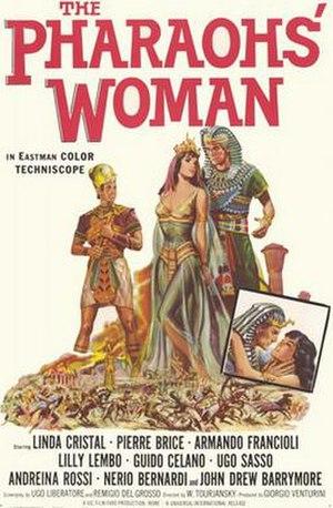 The Pharaohs' Woman - Image: The Pharaohs' Woman
