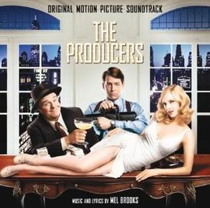 The Producers (2005 film) - Image: The Producers album cover