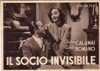 <i>The Silent Partner</i> (1939 film) 1939 film by Roberto Roberti