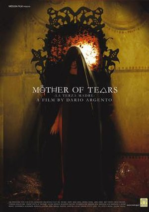 The Mother of Tears - Theatrical release poster