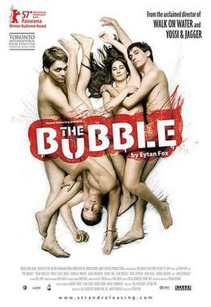 The Bubble (2006 film) - Theatrical poster