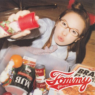 Tommy february6 (album) - Image: Tommy Feb Cover norm