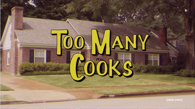Picture of a TV show: Too Many Cooks