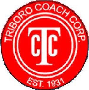 Triboro Coach - Image: Triboro Coach INCLOGO