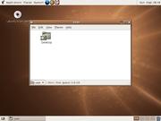 Ubuntu Hoary Hedgehog