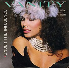 Image result for under the influence single by vanity