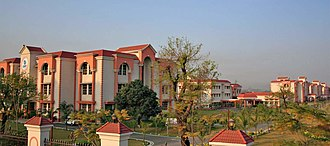 Uttaranchal University - Uttaranchal University campus