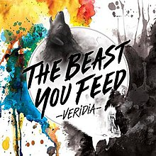 Veridia The Beast You Feed Cover.jpg