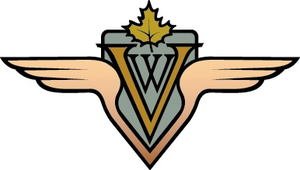 Vintage Wings of Canada - Image: Vintage Wings Logo