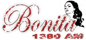 WHEW - Image: WHEW AM Bonita 1380 radio logo