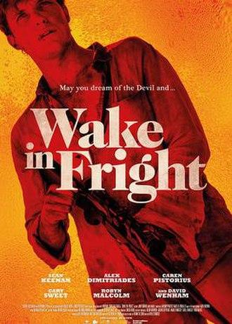 Wake in Fright (miniseries) - Australian promotional poster
