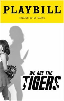 Playbill cover