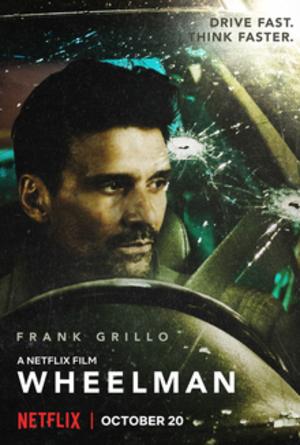 Wheelman (film) - Film poster
