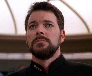 William Riker Fictional character in Star Trek