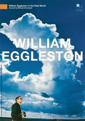 William Eggleston in the Real World - Movie poster