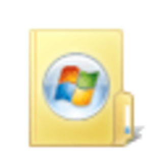 OneDrive - Windows Live Folders logo
