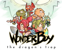 Picture of a game: Wonder Boy: The Dragon's Trap