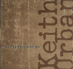 You'll Think of Me - Image: Youll Think Of Me