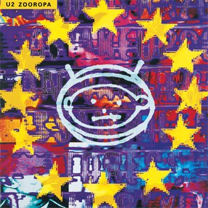 Zooropa - Image: Zooropa album