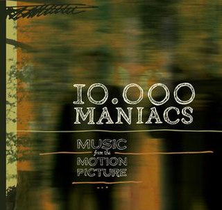 <i>Music from the Motion Picture</i> (10,000 Maniacs album) album by 10,000 Maniacs