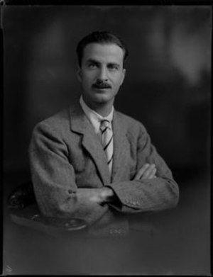 Michael Knatchbull, 5th Baron Brabourne - Michael Knatchbull in 1929