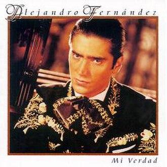 Mi Verdad (album) - Image: 1999Mi Verdad