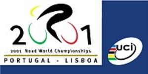 2001 UCI Road World Championships - Image: 2001 UCI Road World Championships logo