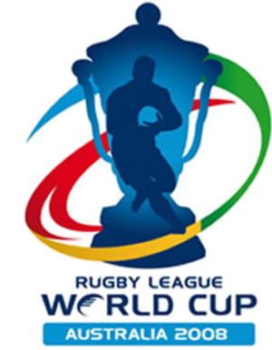 2008 Rugby League World Cup Final - Image: 2008 rugby