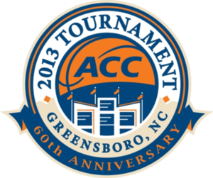 2013 ACC Men's Basketball Tournament - 2013 ACC Tournament logo