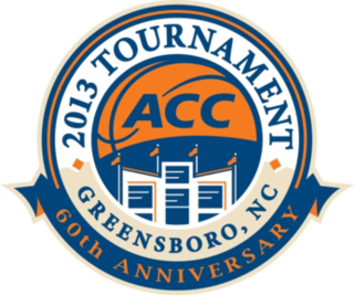 2013 ACC Mens Basketball Tournament