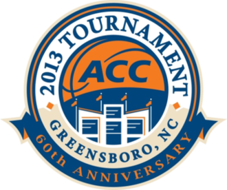 2013 ACC Men's Basketball Tournament - 2013 ACC Tournament logo